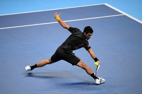 Djokovic và chìa khóa đánh bại Federer tại WTF 2012 - 1