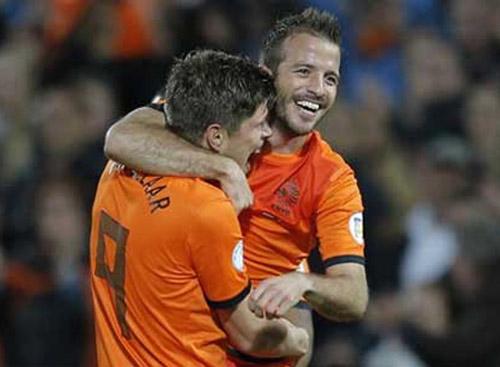Hà Lan – Đức: Bữa tiệc tấn công - 1