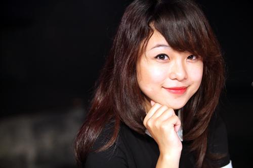 Thái Trinh tái hợp thí sinh The Voice - 1