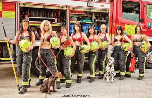 Đội cứu hỏa sexy nhất hành tinh - 1