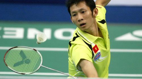Tiến Minh ra mắt ấn tượng tại giải Trung Quốc - 1