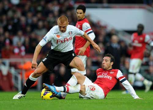 Arsenal – Tottenham: Sức cùng lực kiệt - 1