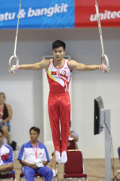 Giải TDDC vô địch châu Á: Việt Nam lần đầu có huy chương bạc nam - 1