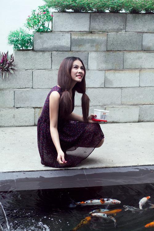 Vân Trang: Tôi không đẹp nhưng dễ thương - 1