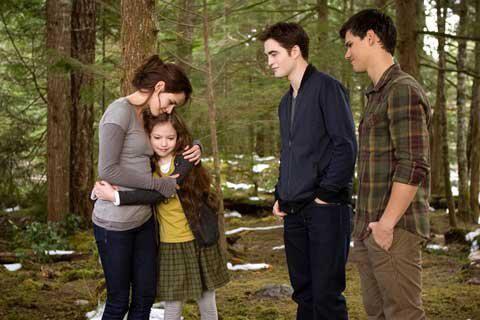 Twilight: 4 năm cho cuộc tình tay ba! - 1