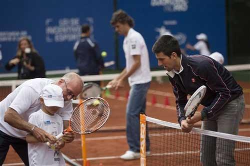 HOT: TBN tạm hòa Séc ở CK Davis Cup - 1
