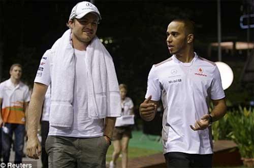 Hamilton không hối tiếc khi chia tay McLaren - 1