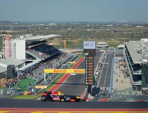 F1 - đua thử US GP: Thắp sáng cơ hội - 1