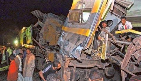 Tai nạn ở Ai Cập, 40 bé mẫu giáo chết thảm - 1