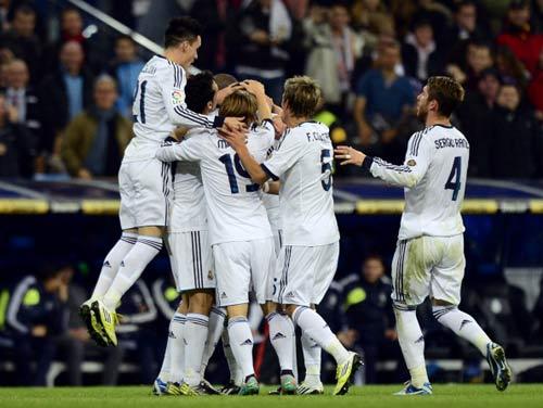 Real - Bilbao: Sức mạnh tuyệt đối - 1