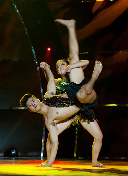 Ngô Thanh Vân thỏa mãn với Bước nhảy - 1