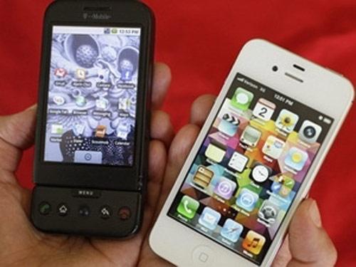 Samsung muốn ép Apple tiết lộ thỏa thuận với HTC - 1