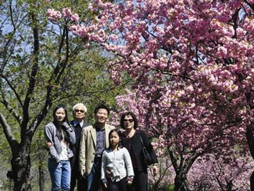 Mẹ GS Ngô Bảo Châu nói về người thầy - 1