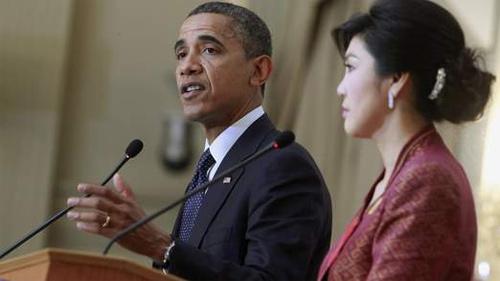 Obama công du ĐNA: Vì tương lai nước Mỹ - 1