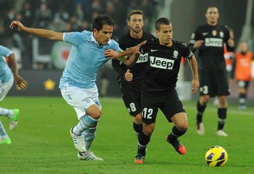 Serie A sau vòng 13: Nào cùng chia điểm - 1