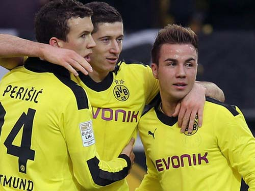 """Bundesliga sau vòng 12: Cẩn thận đấy, """"Hùm xám""""! - 1"""