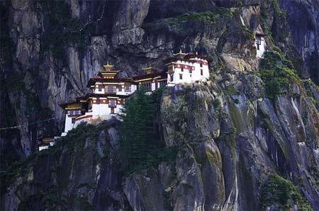 Những điểm đến đẹp của miền đất huyền bí Bhutan - 1