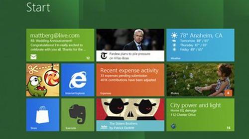 Windows 8 tiêu thụ chậm hơn kỳ vọng? - 1