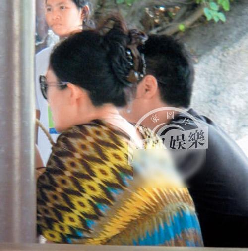 Chương Tử Di hẹn hò ở Thái Lan - 1