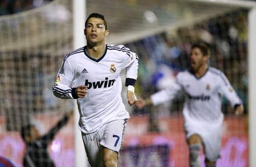 Muốn chặn Ronaldo, hãy gọi cảnh sát - 1