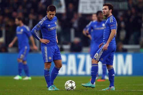 Juve - Chelsea: Trời cao và vực sâu - 1