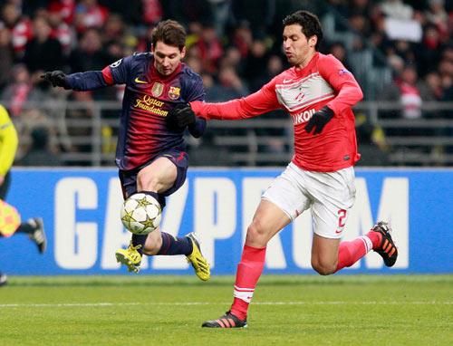 Tito và Messi không bận tâm đến kỷ lục - 1