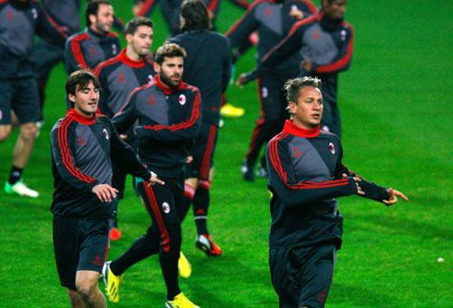 Anderlecht – Milan: Phải tự cứu mình - 1