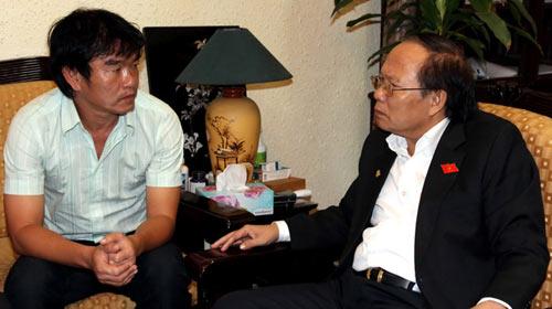 Thương cho HLV Phan Thanh Hùng! - 1