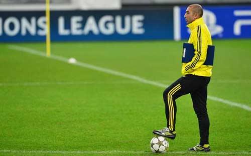 Chelsea sa thải Di Matteo - 1