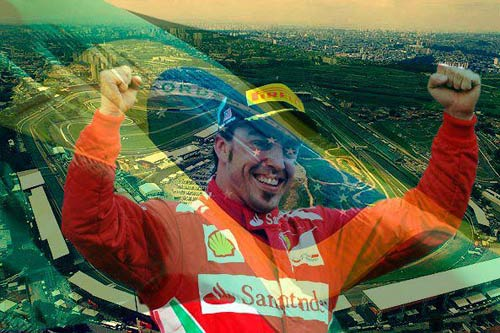 Ferrari cần giữ sự tập trung cho chặng cuối - 1