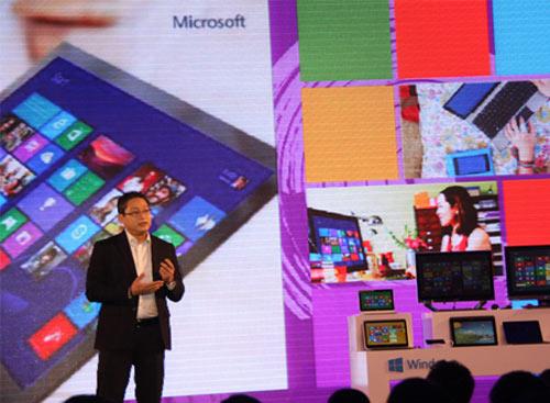Thiết bị Windows 8: Cú hích cho ngành công nghệ - 1