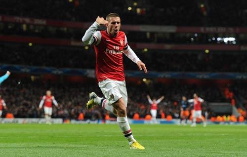Arsenal - Montpellier: Hạ cánh an toàn - 1