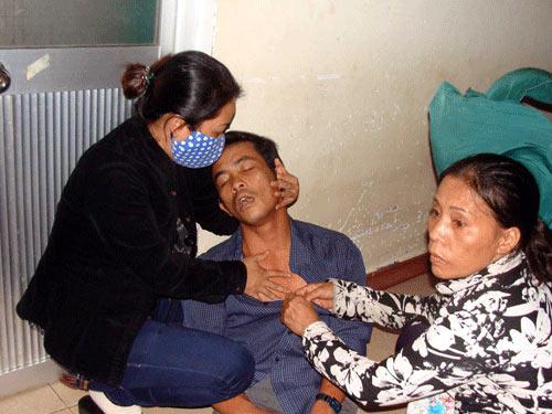Trẻ sơ sinh lại chết, BV Quảng Ngãi náo loạn - 1