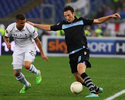 Lazio - Tottenham: Giành vé sớm - 1