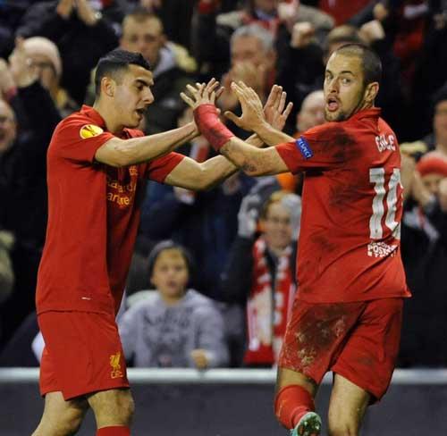 Liverpool – Young Boys: Ôm hận phút cuối - 1
