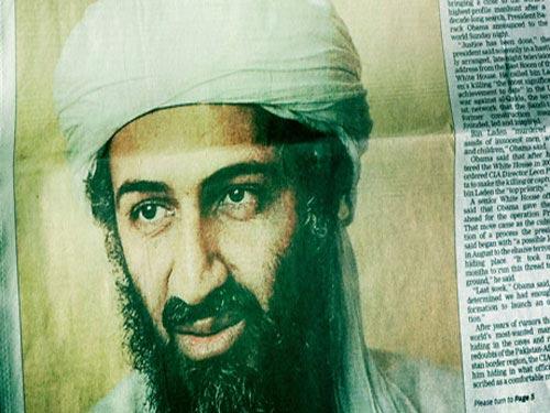 Lần đầu tiên tiết lộ lễ thủy táng bin Laden - 1