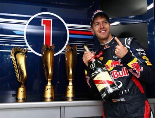 F1 - Vettel chia sẻ bí quyết thành công - 1