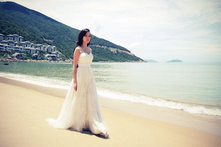 """Hà Hoài Thu """"bén duyên"""" Nguyễn Hải Phong - 1"""