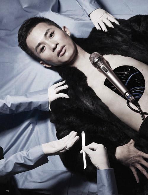 Tùng Dương khen ngợi thí sinh VN Idol - 1