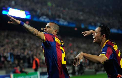 Barca: Phiêu lưu cùng đôi cánh - 1