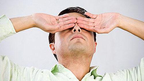 Bí quyết ngăn ngừa mỏi mắt - 1