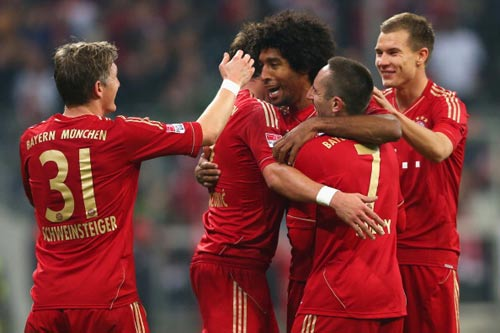 Bayern - Hannover: Vùi dập đội khách - 1