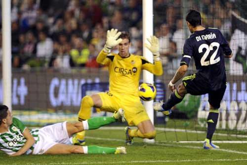 Betis - Real: Nhát kiếm quyết định - 1