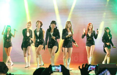 T-ara sẽ trở lại Hà Nội trong 3 ngày - 1