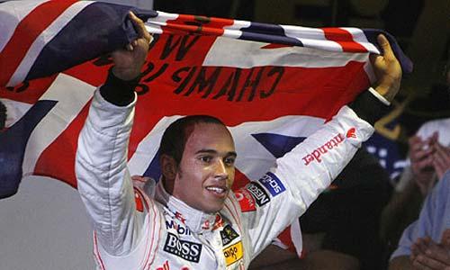 F1: Hamilton xúc động chia tay McLaren - 1