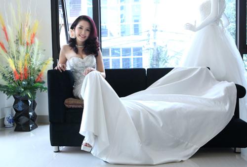 """Váy cưới dành cho các cô nàng """"khó tính"""" - 1"""
