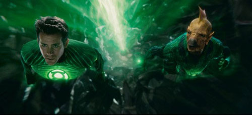 Trailer phim: Green Lantern - 1