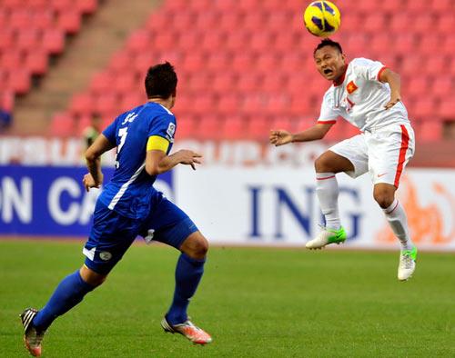 Ngao ngán với tuyển thủ Việt Nam - 1