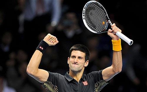 Tennis 2012: Hãng vợt nào là số 1? - 1