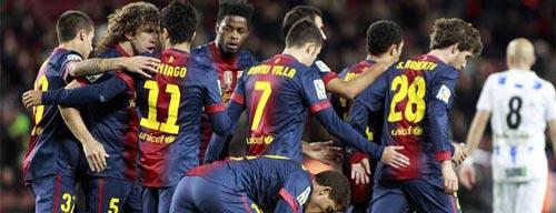 Barca - Alaves: Không Messi, không sao! - 1